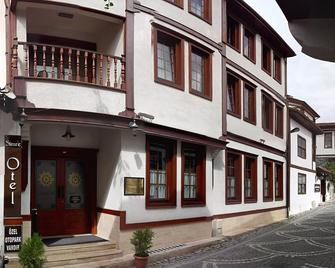 Simre Otel - Amasya - Gebouw
