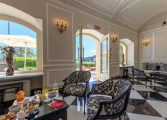 Imperiale Palace Hotel - Santa Margherita Ligure - Sala de estar