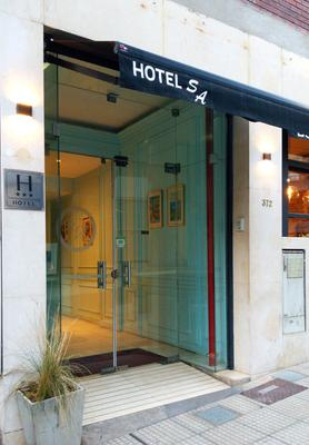 Hotel San Antonio - Buenos Aires - Outdoors view