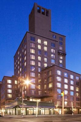 The Bowery Hotel - New York - Building