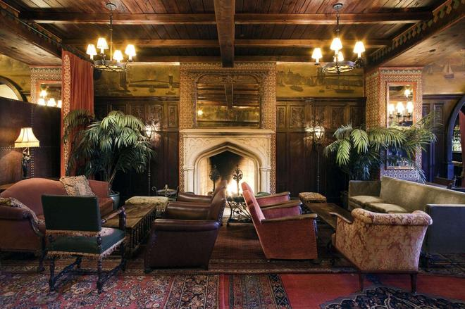 The Bowery Hotel - New York - Lounge