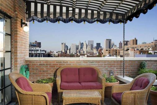 The Bowery Hotel - New York - Ban công