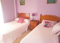 House With 3 Bedrooms in Miramar, With Furnished Terrace and Wifi - 1 km From the Beach - Miramar - Habitación