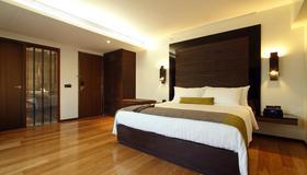 Svenska Design Hotel, Mumbai - Mumbai - Bedroom