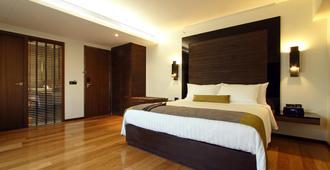 Svenska Design Hotel, Mumbai - מומבאי - חדר שינה