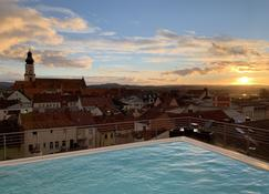 Hotel Randsbergerhof - Cham - Pool