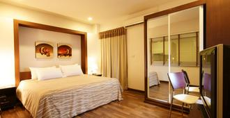 I Residence Hotel Sathorn - בנגקוק - חדר שינה