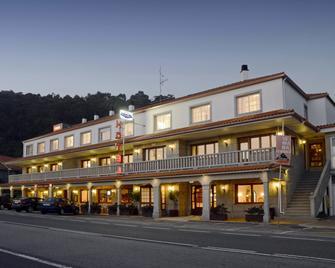 Hotel Brisamar - A Guarda - Gebäude