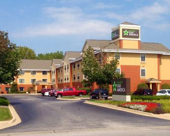 Extended Stay America Chicago - Lansing - Lansing - Building