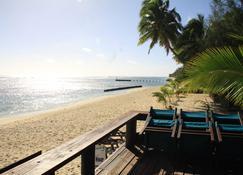 Castaway Resort - Rarotonga - Playa
