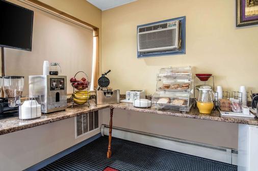 Rodeway Inn - Rutland - Buffet