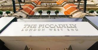 The Piccadilly London West End - Londra - Vista esterna