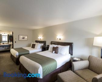 Earthbox Inn & Spa - Friday Harbor - Camera da letto