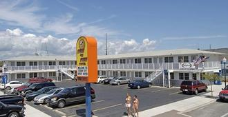 Sun N Fun Motel - Ocean City - Κτίριο