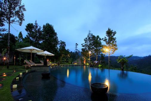 Puri Sebatu Resort - Tegalalang - Gebäude