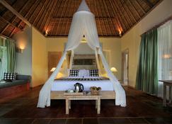Puri Sebatu Resort - Tegalalang - Schlafzimmer
