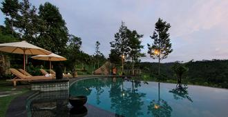 Puri Sebatu Resort - Tegalalang - Pool