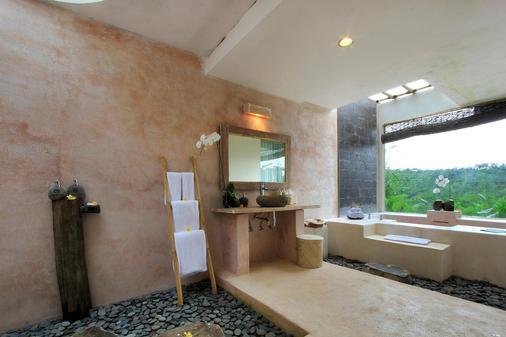 Puri Sebatu Resort - Tegalalang - Bad