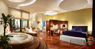 Grand Hotel Vesuvio - Napoli - Camera da letto