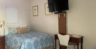 Northside Studio Vacation Rental - Saint Thomas Island - Schlafzimmer