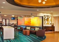 SpringHill Suites by Marriott Charlotte University Research Park - Charlotte - Lobby