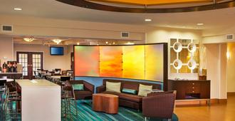 SpringHill Suites by Marriott Charlotte Univ. Research Park - שרלוט - לובי