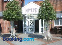 Hotel Restaurant Kamper Superior - Bad Zwischenahn - Edificio