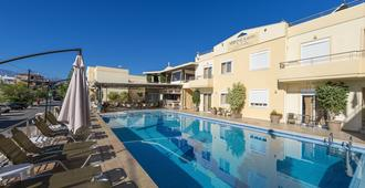 Veronica Hotel - Chania - Pool