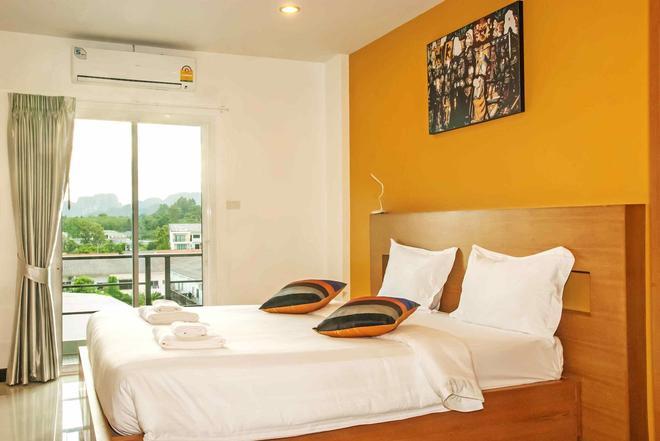 喀比府辛塔酒店 - 喀比 - 甲米 - 臥室