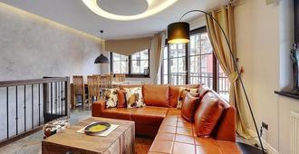 Norweska Dolina Luxury Resort - Szklarska Poręba - Sala de estar