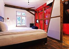 Haus Zauberflöte - Offenburg - Schlafzimmer
