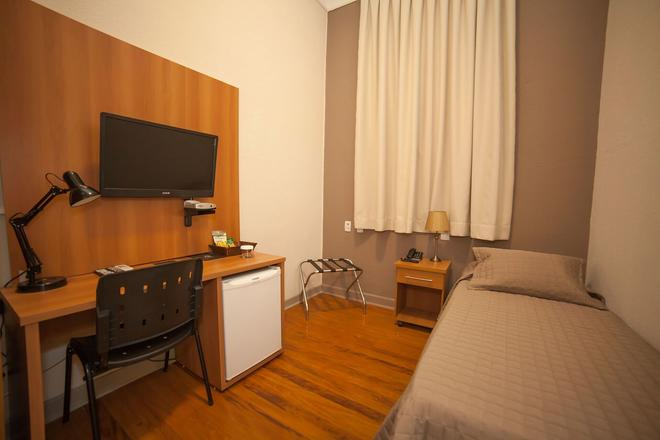 Nhm Hotel - Araraquara - Κρεβατοκάμαρα