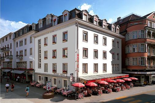 Hotel Weisses Kreuz - Interlaken - Κτίριο