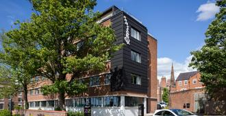 Roomzzz Chester City - Chester - Edificio