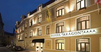 Hotel Aragon - Bruges - Building