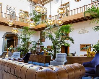 La Laguna Gran Hotel - San Cristóbal de La Laguna - Salónek