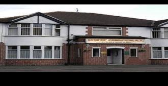 New Central Guest House - Manchester - Rakennus
