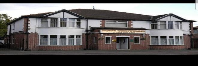 New Central Guest House - Manchester - Building