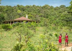 Mara Engai Wilderness Lodge - Maasai Mara - Outdoor view