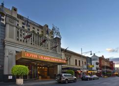 Hotel Grand Chancellor Adelaide - Adelajda - Budynek