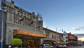 Hotel Grand Chancellor Adelaide - Adelaide - Building