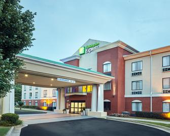 Holiday Inn Express Hotel & Suites Buford-Mall of Georgia - Buford - Gebäude