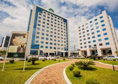 Bourbon Ponta Grossa Convention Hotel - Ponta Grossa - Building