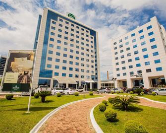 Bourbon Ponta Grossa Convention Hotel - Ponta Grossa - Gebäude