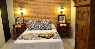 Hotel Casa de la Trinidad - Cartagena - Schlafzimmer