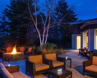 Courtyard by Marriott Burlington Williston - Williston - Innenhof