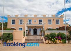 Milkwood Manor on Sea - Plettenberg Bay - Building