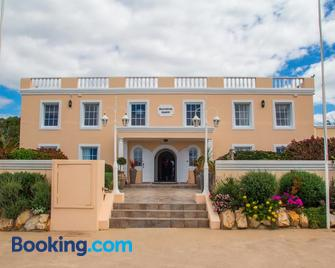 Milkwood Manor on Sea - Plettenberg Bay - Building