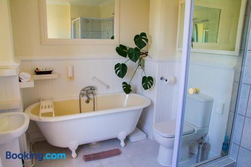 Milkwood Manor on Sea - Plettenberg Bay - Bathroom