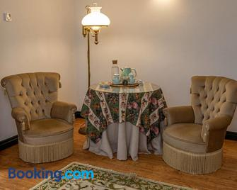 Quinta da Foz - Foz do Arelho - Living room